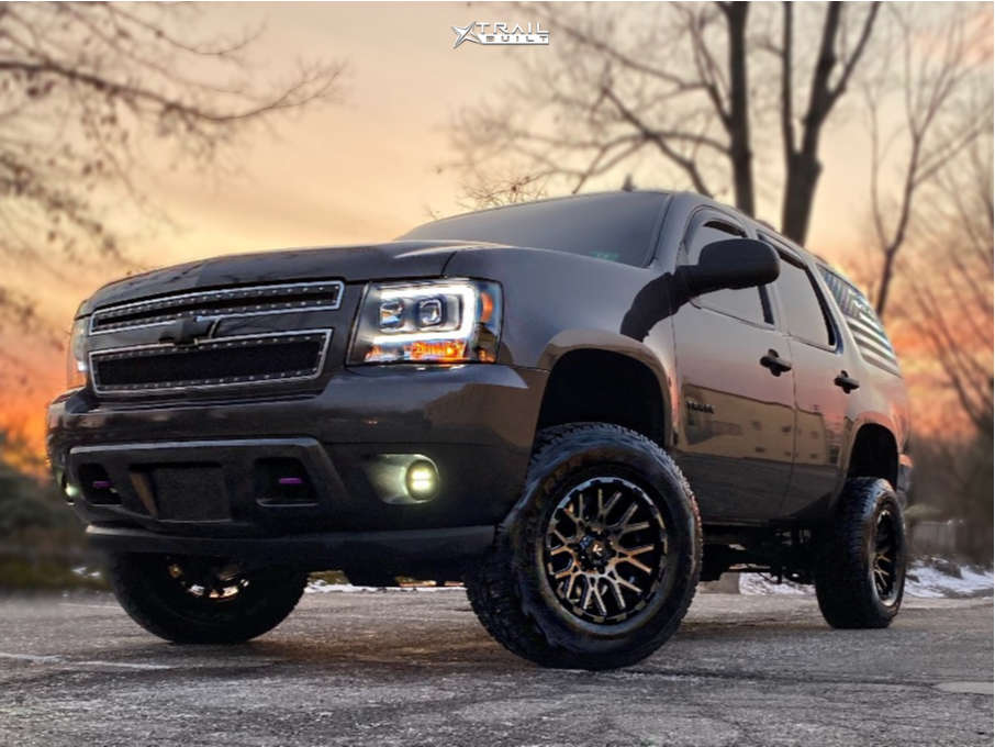 2010 chevy tahoe cooper discoverer tires