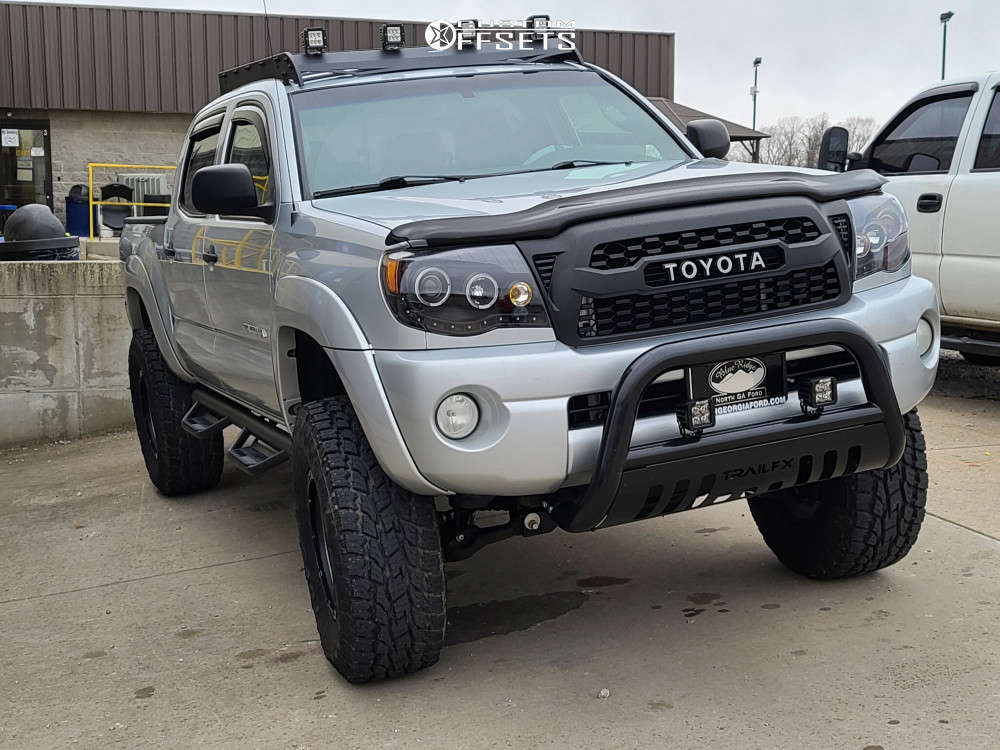 2005 toyota tacoma toyo open country at3 tires