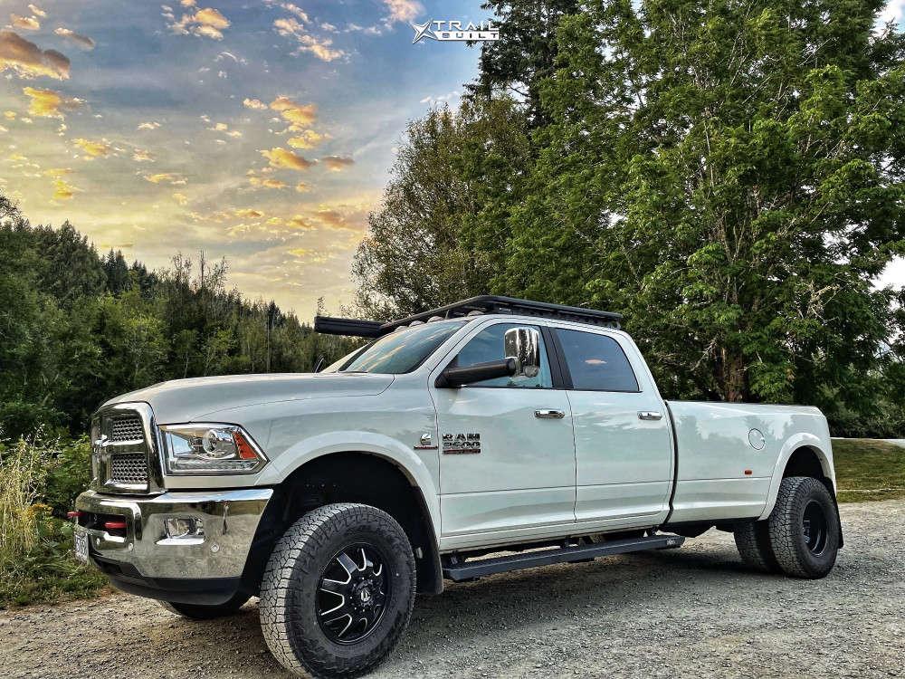 2017 ram 3500 fuel maverick wheels