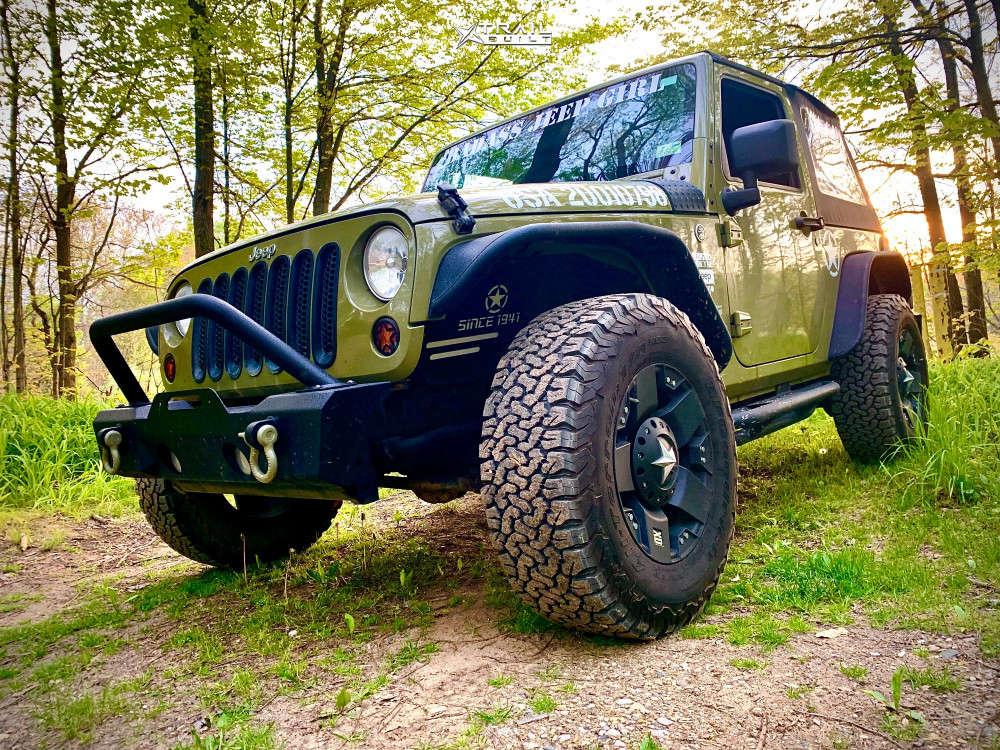 2013 jeep wrangler xd rockstar wheels