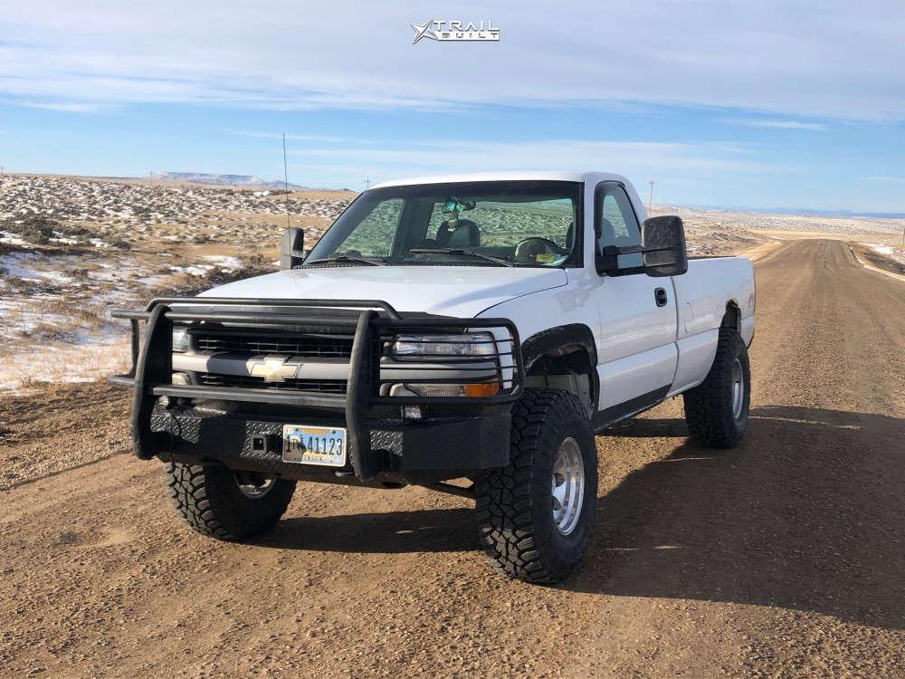 2001 chevy silverado 1500 pro comp wheels rough country suspension