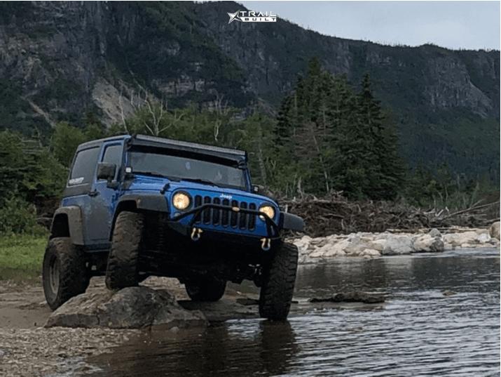 Vision Soft 8 Jeep Wrangler JK