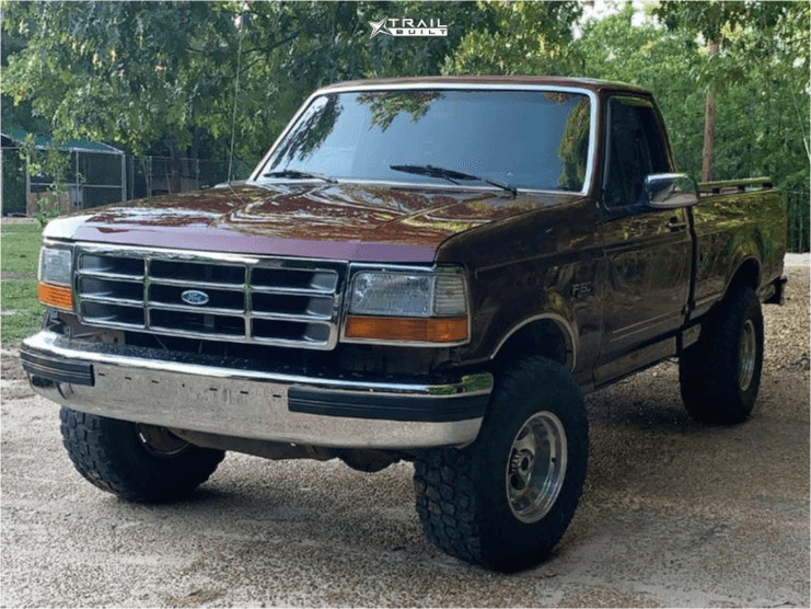1996 Ford F150 Lifted
