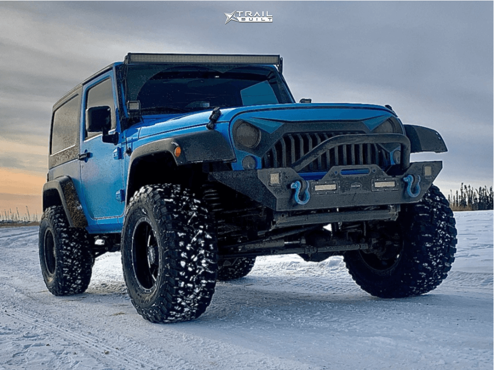 Off-Road Jeep