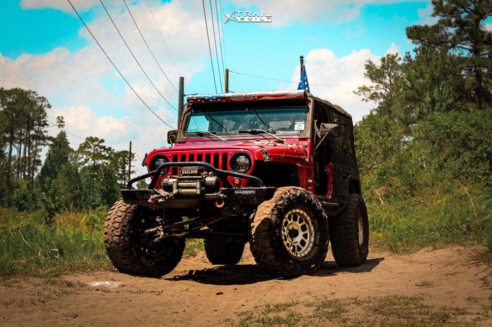 2006 jeep wrangler method grid metalcloak wheels
