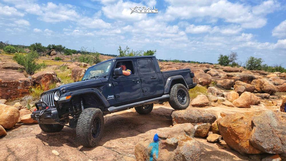 2020 jeep gladiator method standard wheels